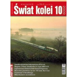 "0910 ""Świat Kolei"" 2009 10"