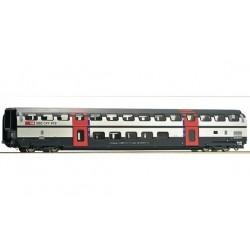 Roco 64851, Wagon piętrowy SBB ep.V-VI, H0
