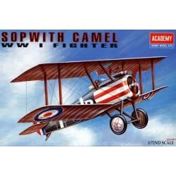 Academy 1624 12447, Sopwith Camel, WWI, 1:72