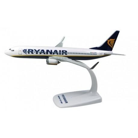 Herpa 609395, Boeing B737-800 Ryanair (1:200)