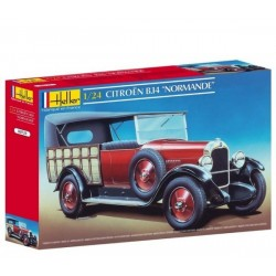 Heller 80722, BENTLEY 4,5L BLOWER, skala 1:24