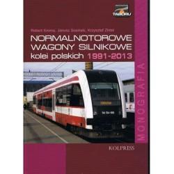 Normalnotorowe wagony silnikowe PKP tom 3 (1991-2013)