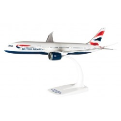 Herpa 609838, British Airways Boeing 787-8 Dreamliner, 1:200