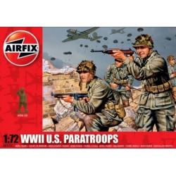 Airfix 01751, WWII U.S.Paratroops, figurki 1:72