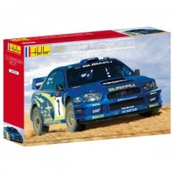 Heller 80750, Subaru Impreza WRC `03, skala 1:24