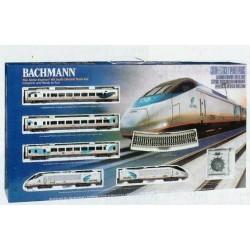 Bachmann 01204, ACELA express 5-członowy, H0 DCC