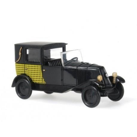 Rietze 83064, Renault NN1, Landaulet Taxi, skala H0
