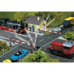 Faller 120171, Przejazd kolejowy z napędem, skala H0