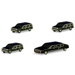 Herpa 526913, Presidential Motorcade Set, kolumna pojazdów VIP, skala 1:500.