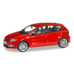 HERPA 070836 VW Polo 5-doors facelift, skala 1:43