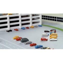 Herpa 519892, 22 samochody w skali 1:500
