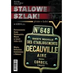 """stsz1404 """"Stalowe Szlaki"""" numer 4/2014 (121)"""