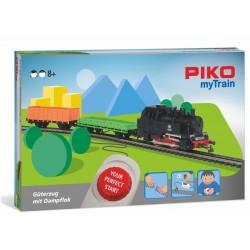 """PIKO 57092, Zestaw """"Pociąg towarowy"""" myTrain®, H0"""