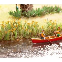 NOCH 14140, Lilie wodne - roślinność LaserCut