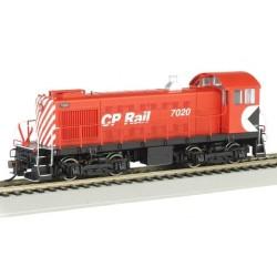 Bachmann 63309, Lokomotywa ALCO S2 Diesel, CPR, H0