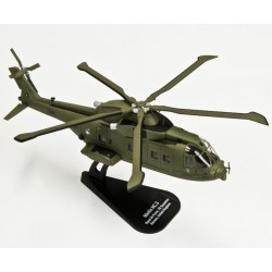 Italeri 48143, MERLIN HC.3, 1:100, model gotowy.