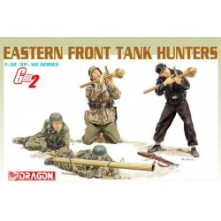 Dragon 6279, Eastern Front Tank Hunters, skala 1:35