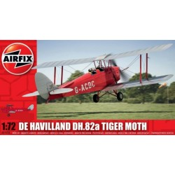 Airfix 01024, De Havilland DH.82a Tiger Moth, skala 1:72.