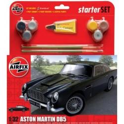Airfix 50089, Aston Martin DB5, zestaw, skala 1:32