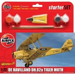 Airfix 55115, De Havilland DH.82a Tiger Moth, 1:72, zestaw