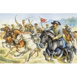 Italeri 6011, Confederate Cavalry, 1:72