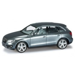 Herpa 034043 -003, Audi Q5 ®, monsum grey metallic, H0