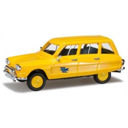 "HERPA 090476, Citroen Ami 6 Break ""La Poste"" (F), H0"