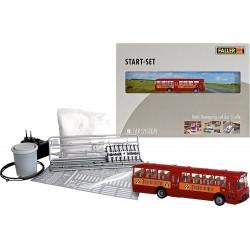 Faller 161498, CarSystem Start, zestaw z autobusem, H0