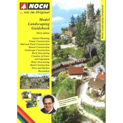 "Noch 71907, Model Landscaping Guidebook ""St.Barbara"""