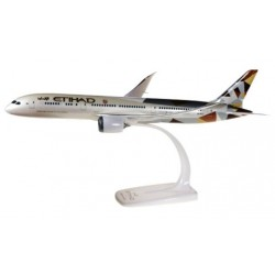 Herpa 610636, Etihad Airways Boeing 787-9 Dreamliner, 1:200