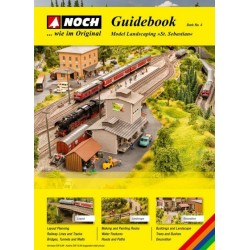 "Noch 71911, Model Landscaping Guidebook ""St.Sebastian"""