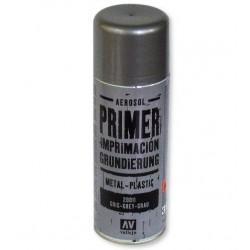 Vallejo 28011, Farba podkładowa szara, spray, 400 ml.