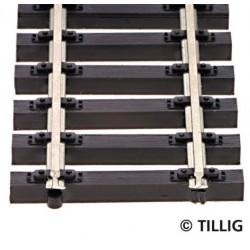 "Tillig 83125, Tor giętki ""flex"" 664 mm, skala TT"