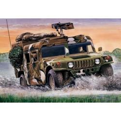 Italeri 0249, Hummer Desert patrol, skala 1:35