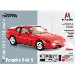 Italeri 3659, Porsche 944 S, 1:24
