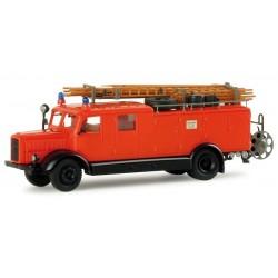 Herpa 743112, Fire department LF 25 FF Itzehoe, skala H0