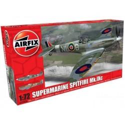 Airfix 02065, Supermarine Spitfire MkIXc, skala 1:72