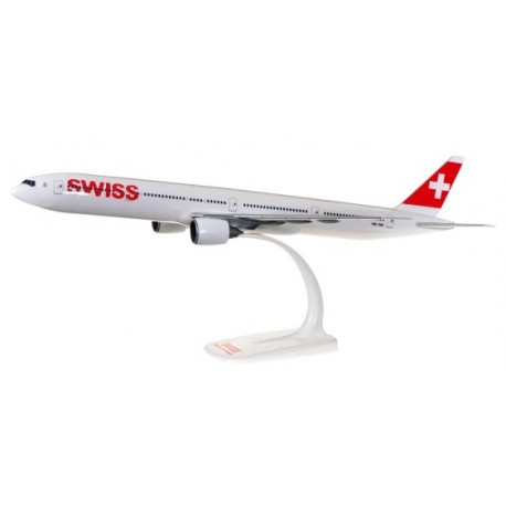 Herpa 610698, Swiss International Air Lines Boeing 777-300ER, 1:200