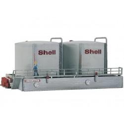 Piko 61104, Zbiorniki paliw Shell, skala H0