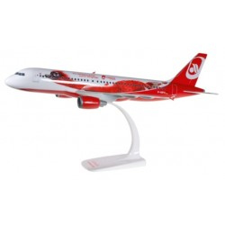 "Herpa 610667, Air Berlin Airbus A320 ""Top Bonus"", 1:100"