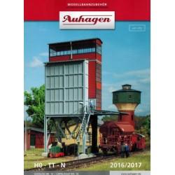 Auhagen Katalog nr 14 (2016 / 2017)