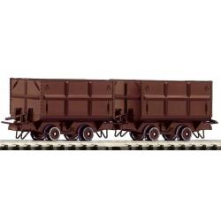 Roco 34499, Dwa wagony, zestaw H0e
