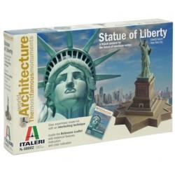 Italeri 68002, Statua Wolności, skala ok. 1:550, model do sklejania
