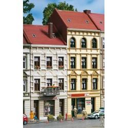 Auhagen 11393, Dwie kamienice Schmidtstrasse 17/19