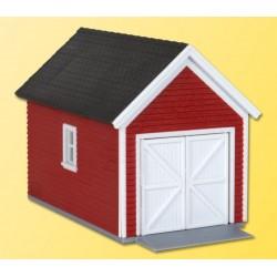 KIBRI 38150, Domek letni lub garaż, skala H0