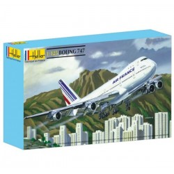 Heller 80459, Air France BOEING 747, skala 1:125