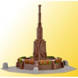 Kibri 38910, Fontanna Ratuszowa - pomnik (atrapa) skala H0