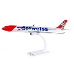 Herpa 610926, Edelweiss Air Airbus A330-300 2016, 1:200