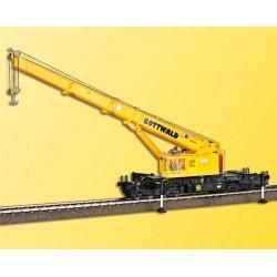 KIBRI 16000, Dźwig kolejowy GOTTWALD GS 100.06 T, H0