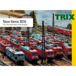 TRIX Katalog 2016 News